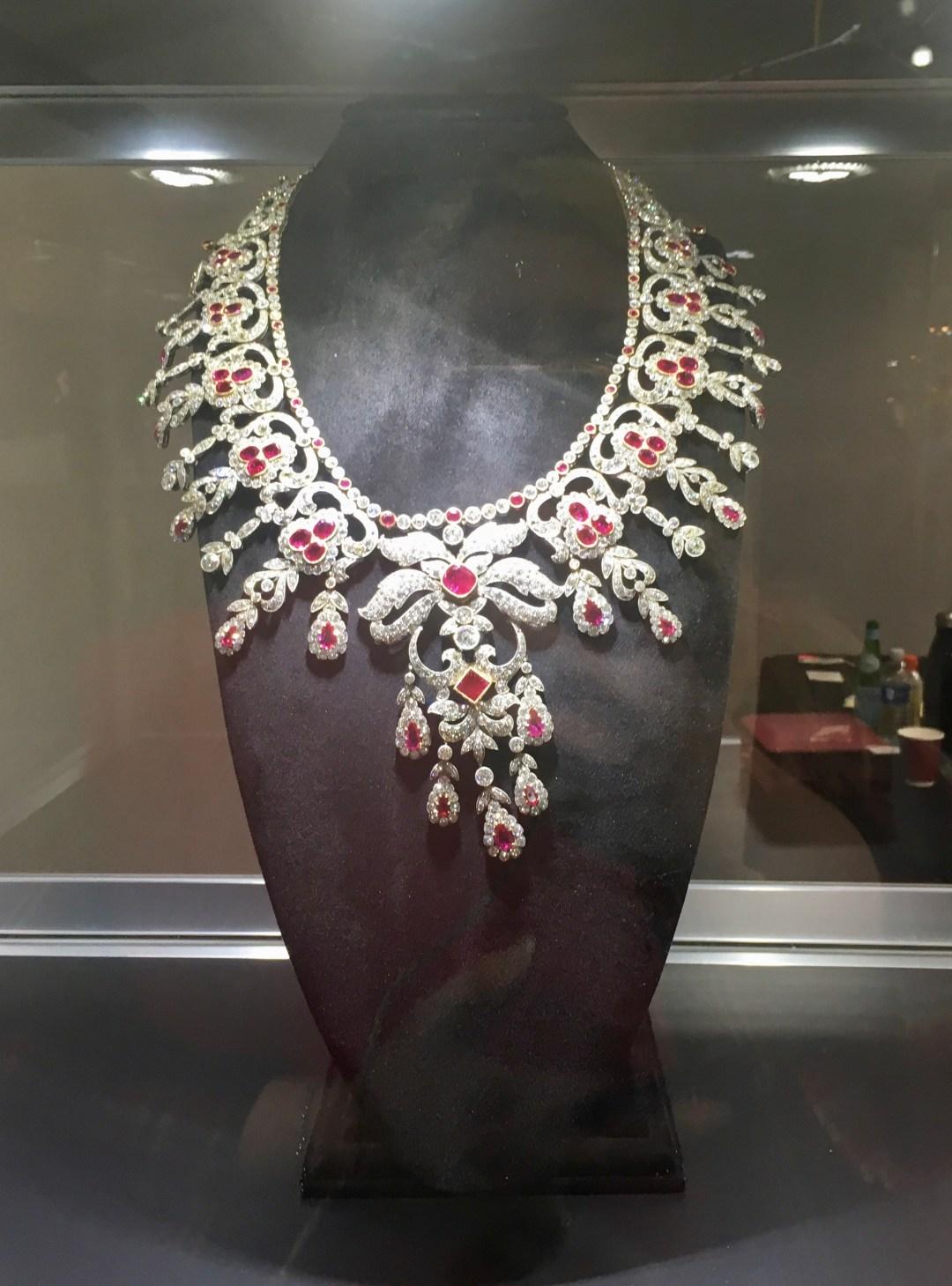 Maharaja Necklace