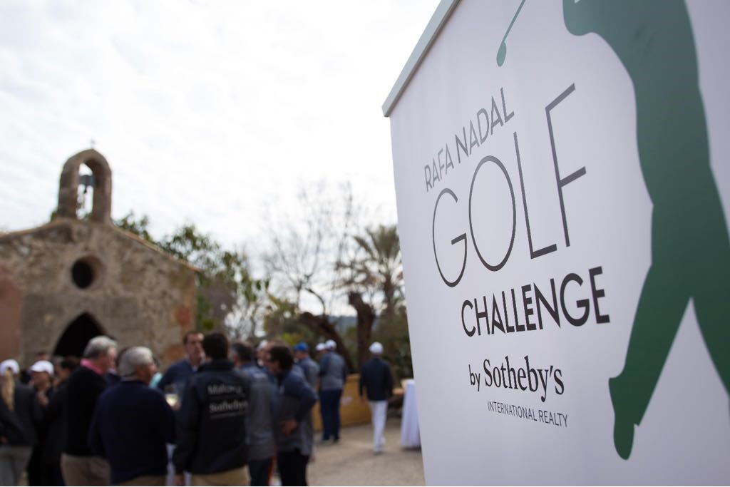 Sotheby's Golf Challenge Nadal-Day-1-5