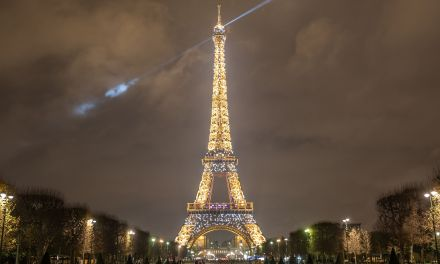 "Eiffel Tower ""Diamonds"" the Perfect Luxury Gift"