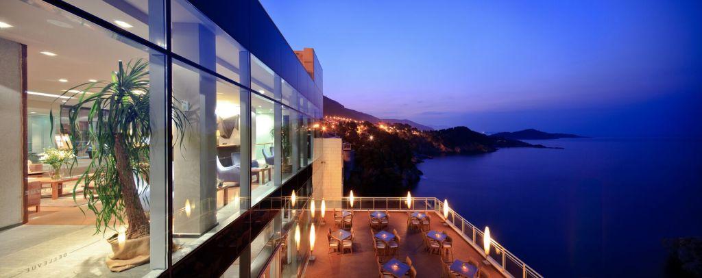 Hotel Bellevue Vapor Restaurant