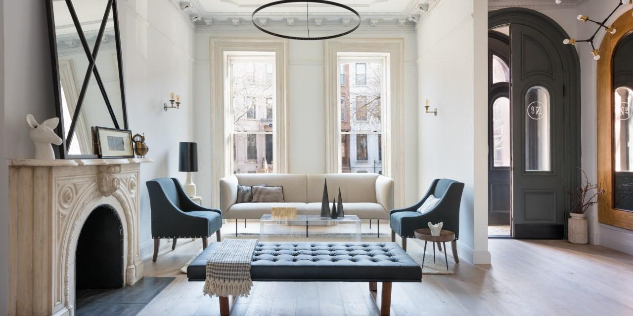 Architect Rafi Elbaz's One-of-a-Kind Brooklyn Townhouse