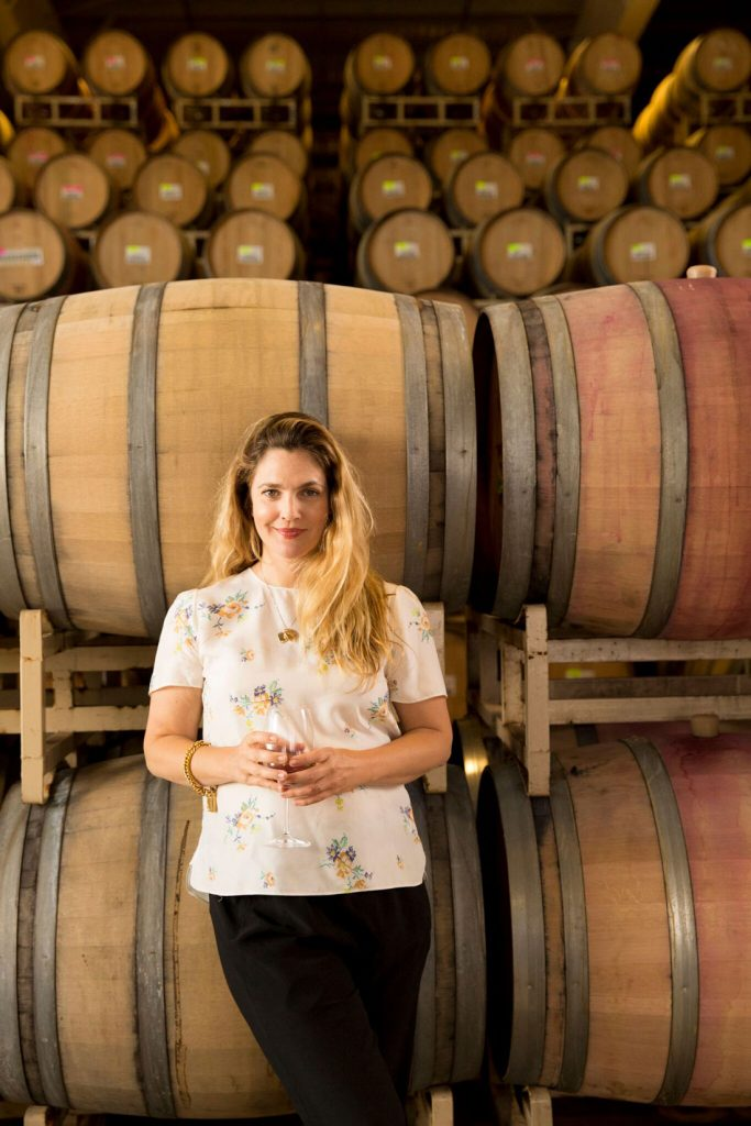 Drew Barrymore, Barrymore Wines