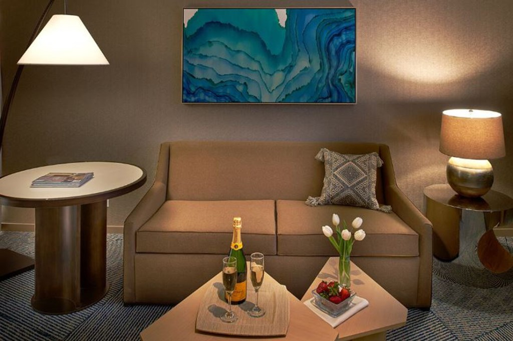 Hotel Zoe Suite Vignette