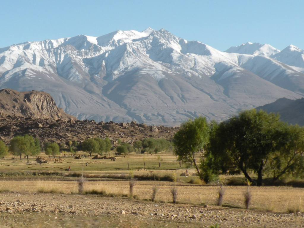 Kyrgyzstan to Tajikistan