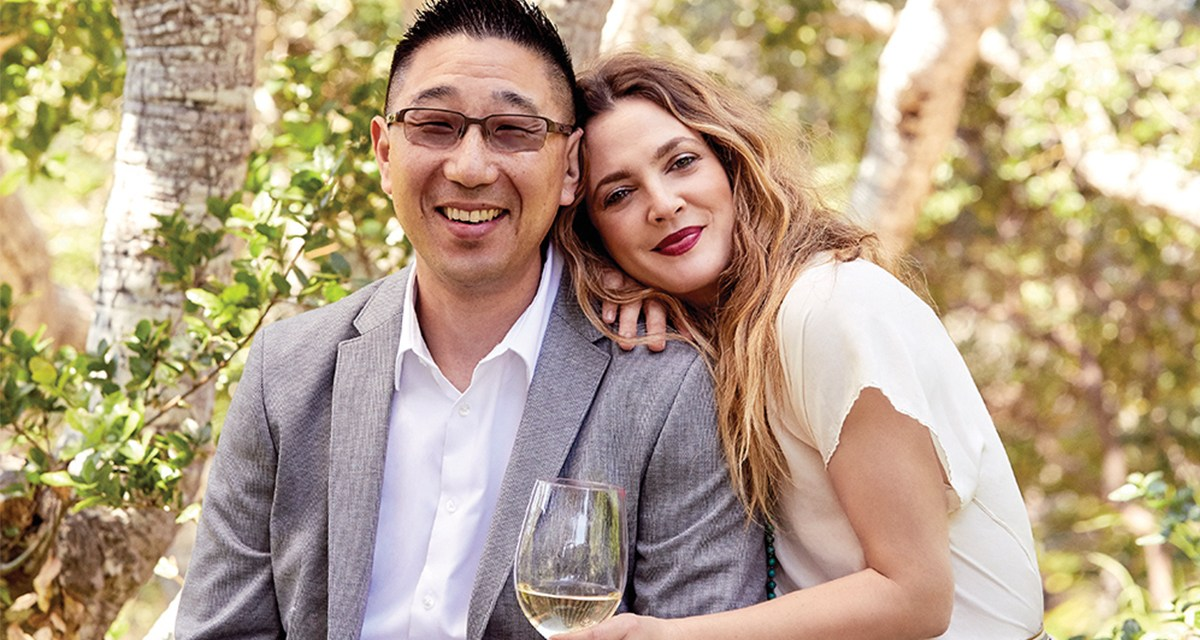 Actress and Winemaker Drew Barrymore