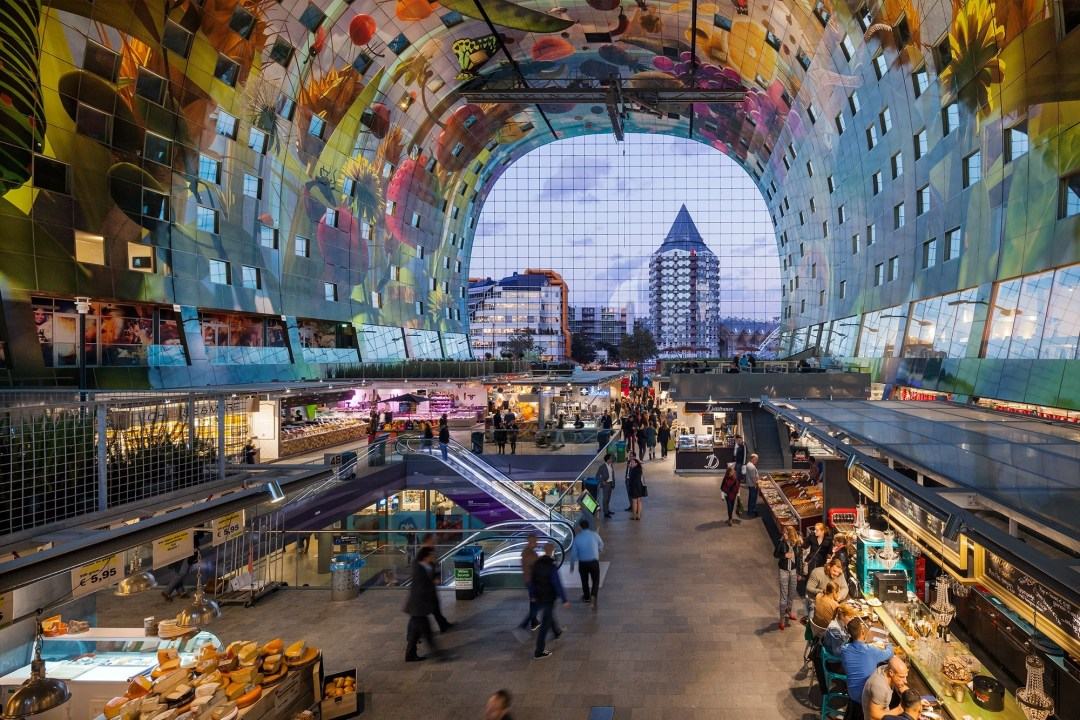 Markthal_Rotterdam