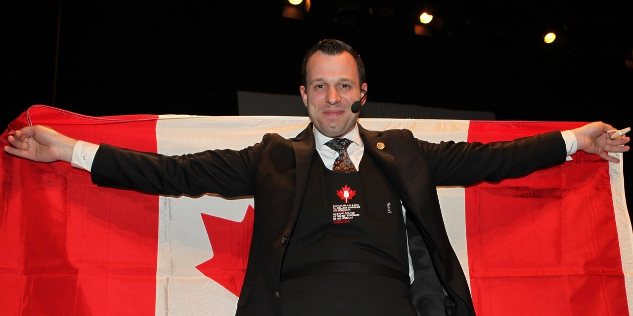Winner of the Best Sommelier of the Americas Announced