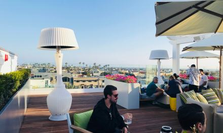 Newport's Newest Lido House Hotel