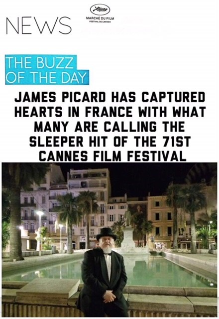 James Picard's Sleeper Hit of Cannes 2018