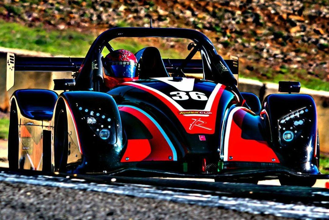 The Virginia International Raceway & Resort Formula Experience club