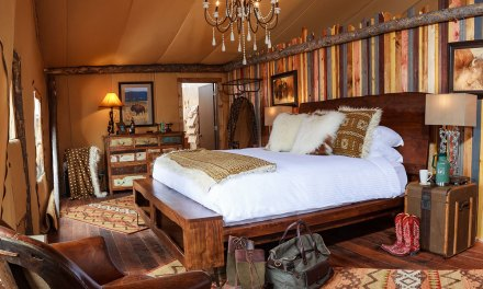 Summer Glamping Escapes