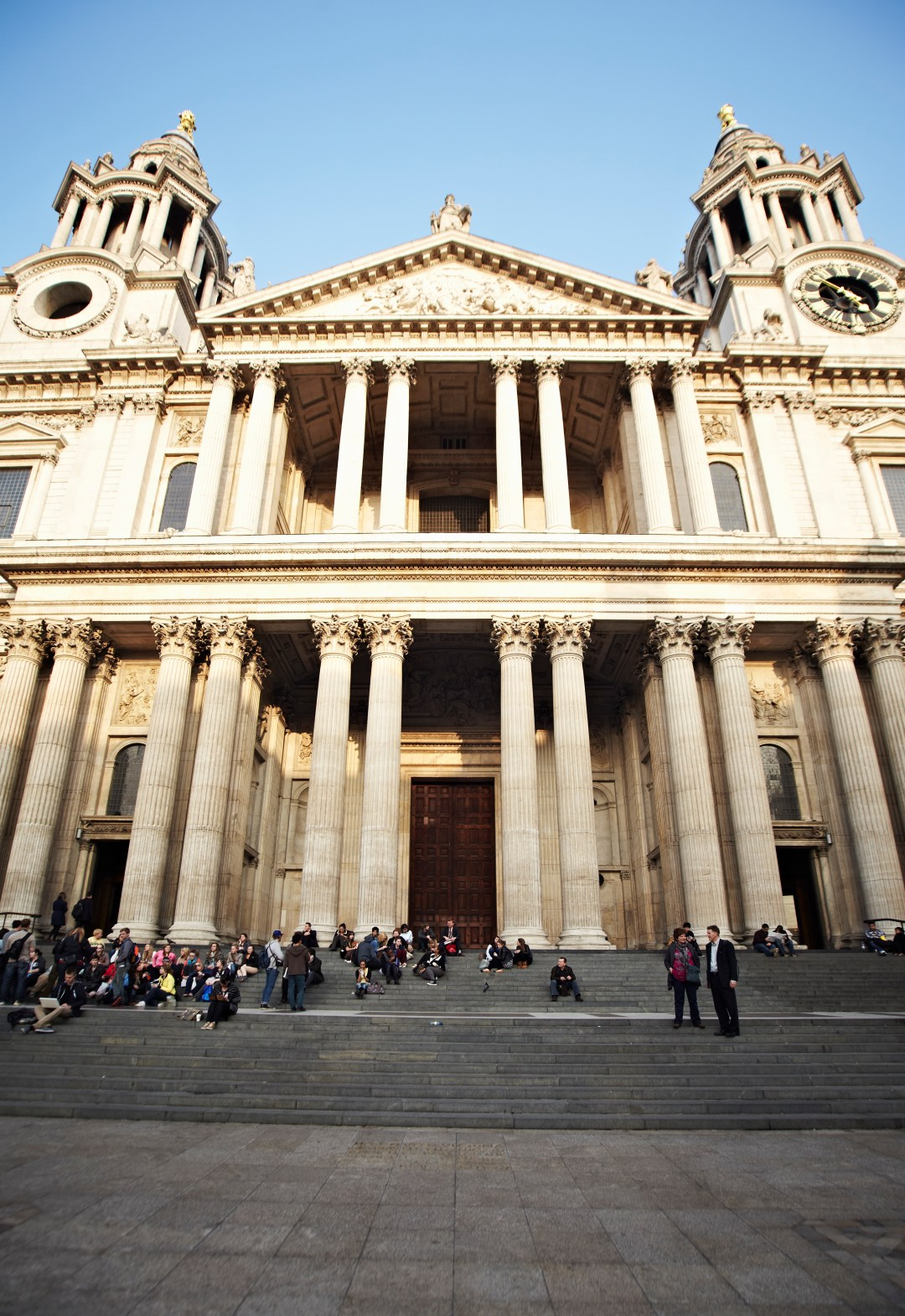 St Paul's cathedral London Tourism