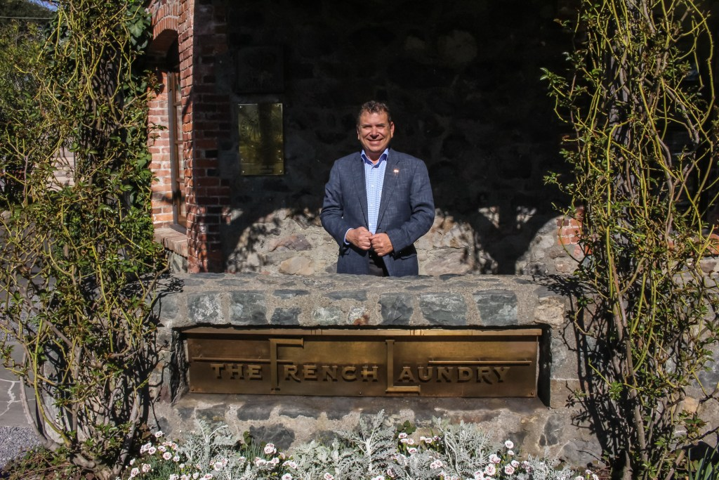 Nick at Yountville