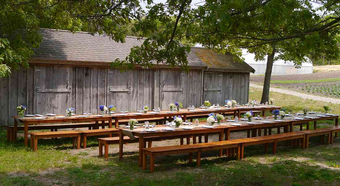 Chatham Bars Inn Celebrates the Cape's Autumn Bounty with a Farm-to-Table Dining Experience