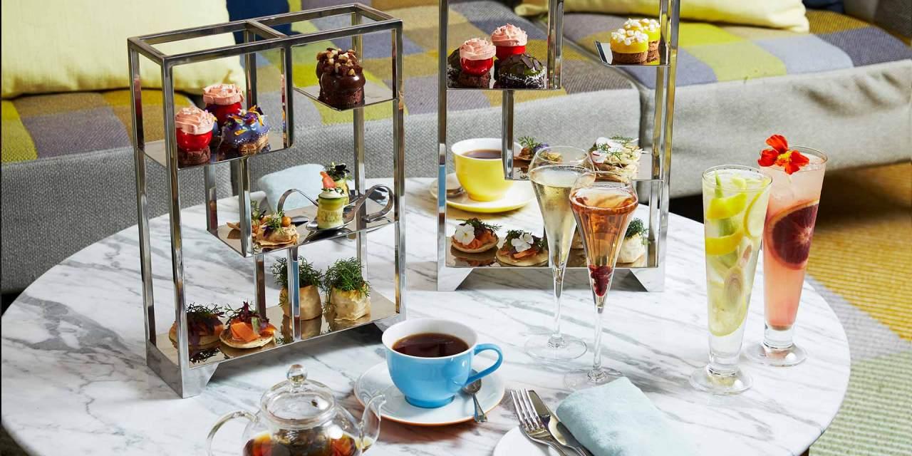 Ovolo Woolloomooloo Brings Plant-Based High Tea to Sydney