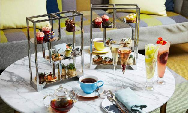 Ovolo Woolloomooloo Brings Plant-Based High Tea to Sydney