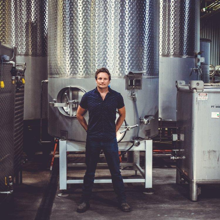 Fintan Du Fresne winemaker