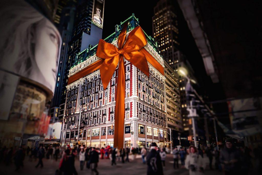 The Knickerbocker Hotel New Year's Eve