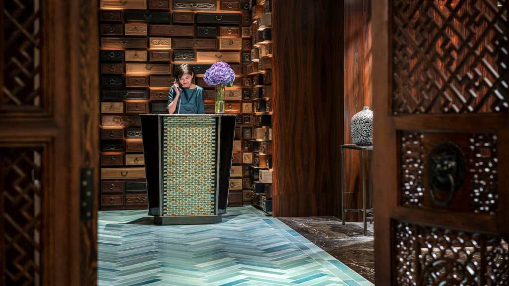 Four Seasons Singapore concierge