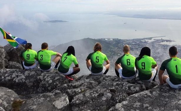 African Sevens Attracts Rugby Fans from Europe and America