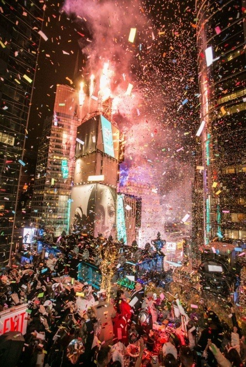 The Knickerbocker New Year's Eve