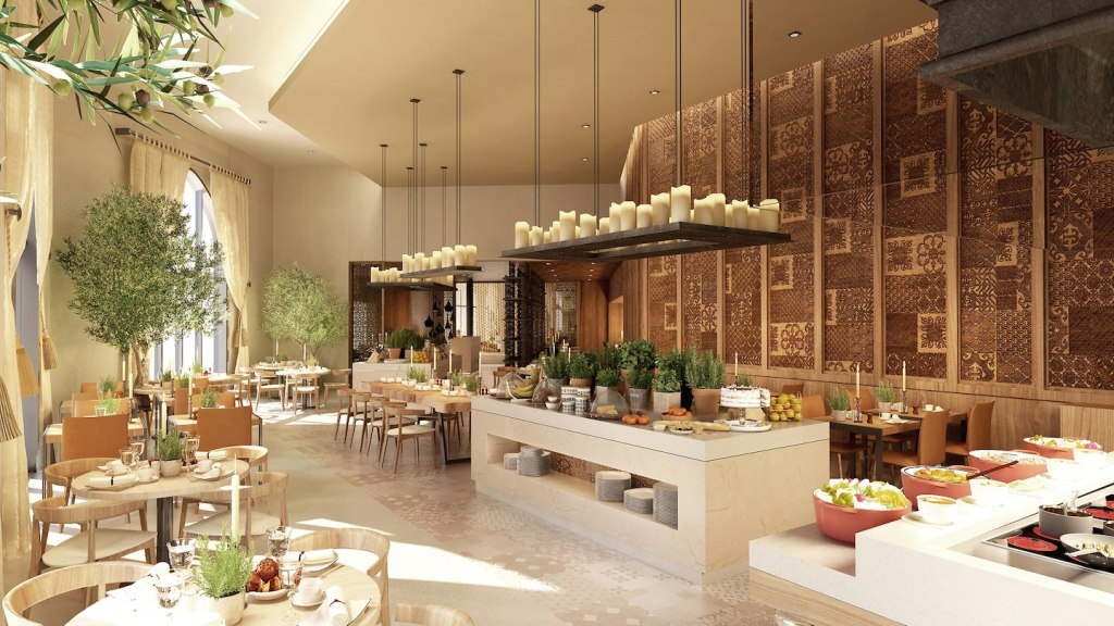 Al Manara The Luxury Collection Jordan