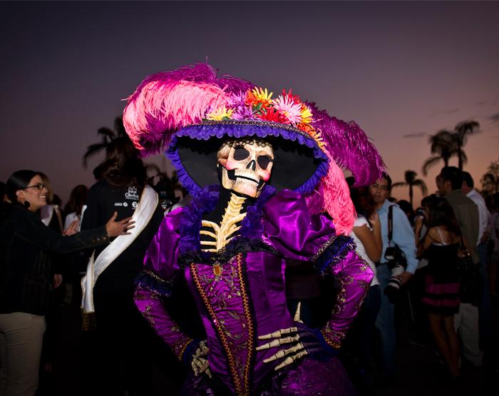 festival-de-calaveras day of the dead mexico
