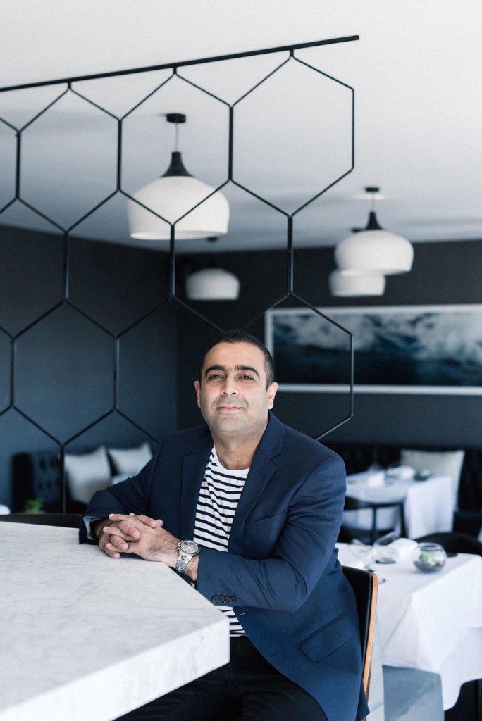 Chef Sid Sahrawat