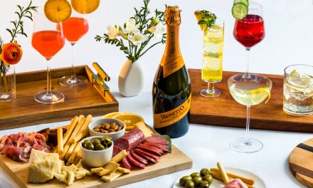 Mionetto's Last Minute Thanksgiving Cocktail and Entertaining Tips