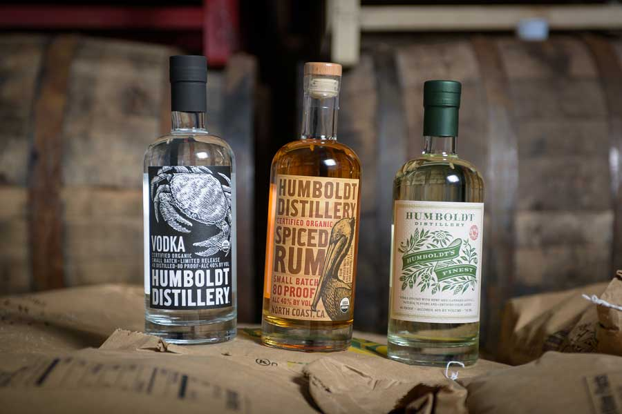 The Chemistry Behind Humboldt Distillery