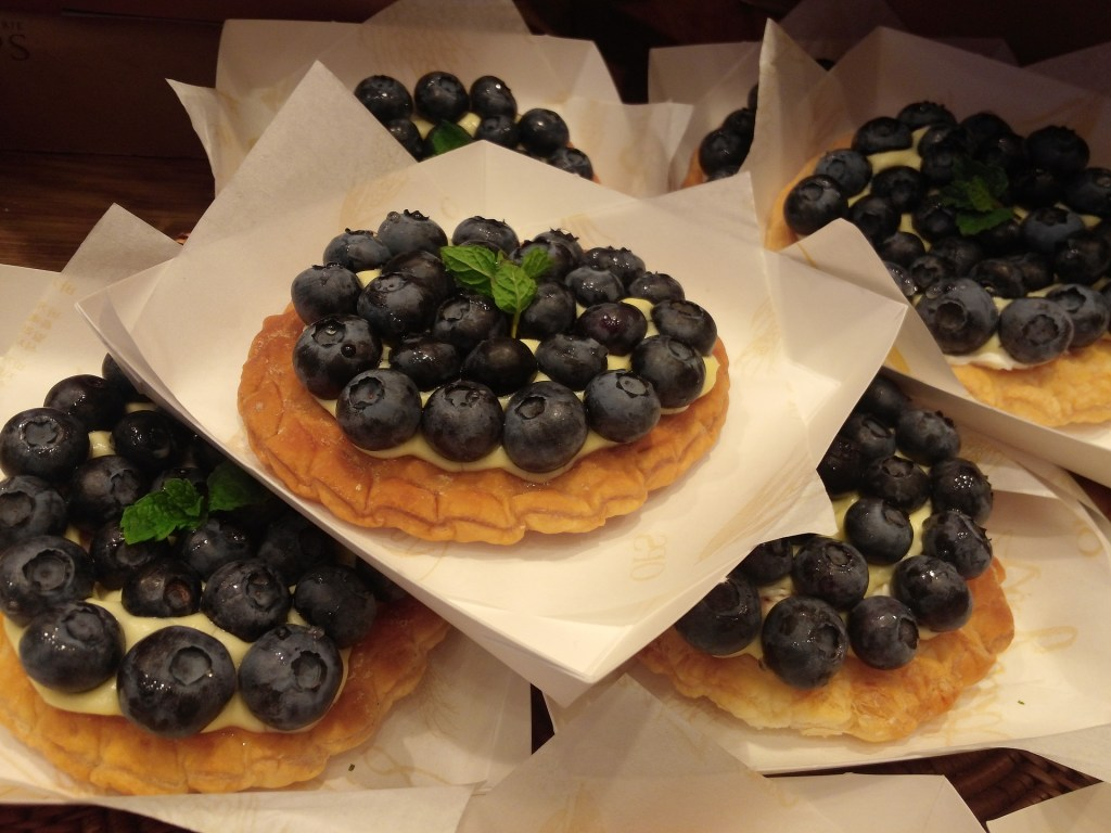 Savoury cakes
