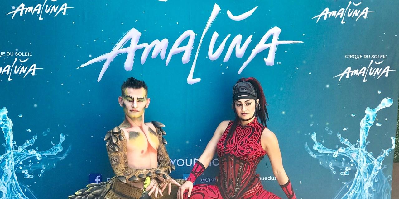 Cirque du Soleil's Amaluna