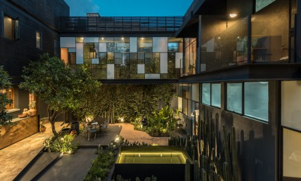 Mexico City's Ignacia Guest House Debuts New Additions