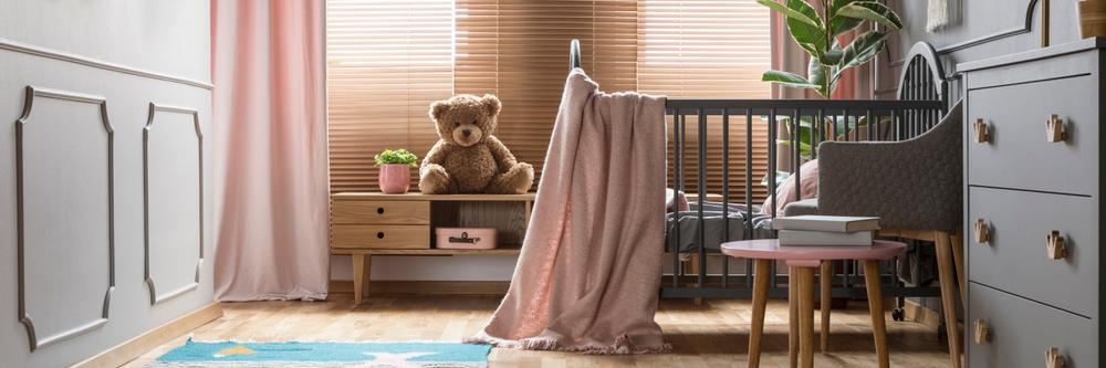 How to Create a Luxe Nursery