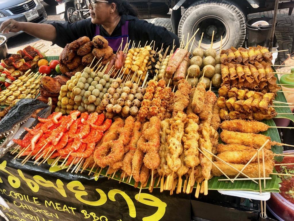 ©Domenica Jarvis Bangkok street food
