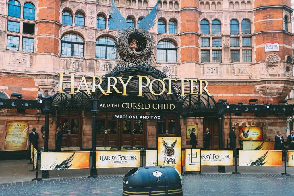 helicopter tour harry potter