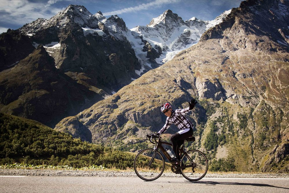 Cycle Across 7 Countries