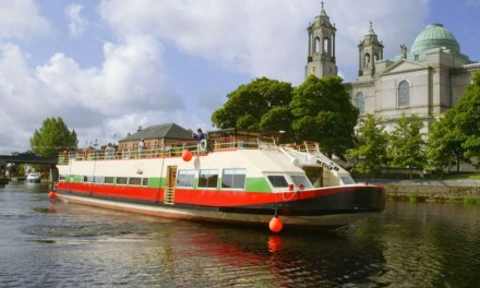 Irish Tourism Boosts River Shannon Barging Industry