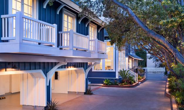 Santa Barbara's Newest Elegant Hideaway
