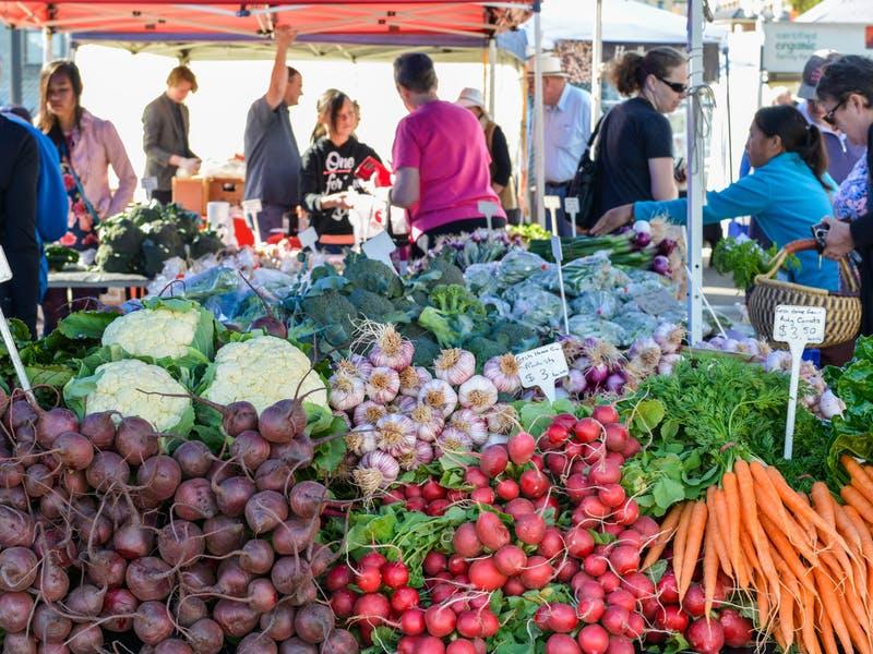 Launceston Harvest Farmers Market