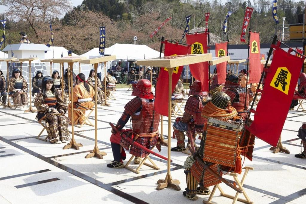 Ningen Shogi, Yamagata Prefecture, Tohoku
