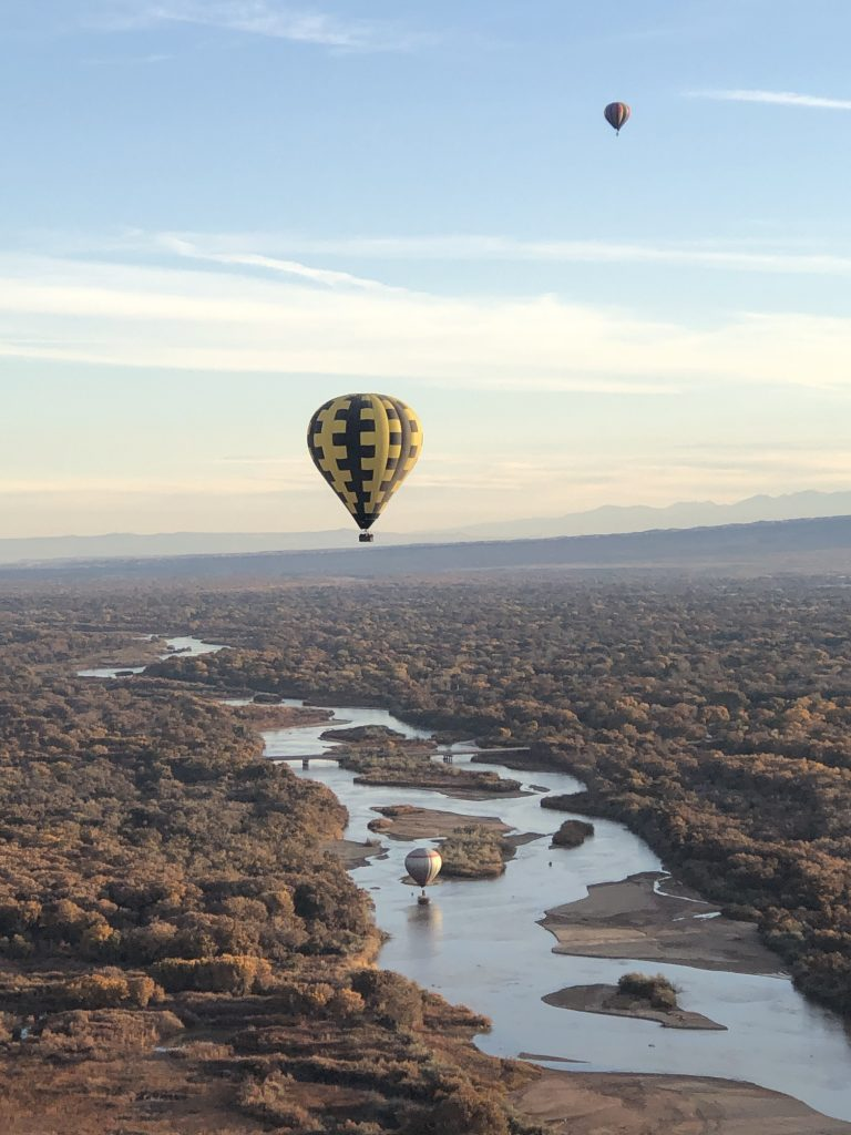 View from the hot air balloon (3)