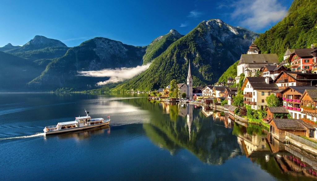 austria winter vacation destinations