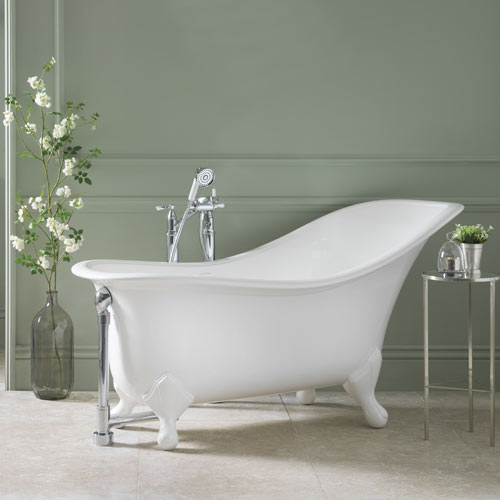 Victoria + Albert Drayton claw foot bath - distributed in Australia by Luxe by Design, Brisbane.
