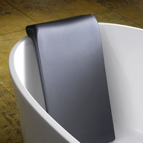 Backrest to suit selected Victoria + Albert baths are distributed in Queensland by Luxe by Design, Brisbane.
