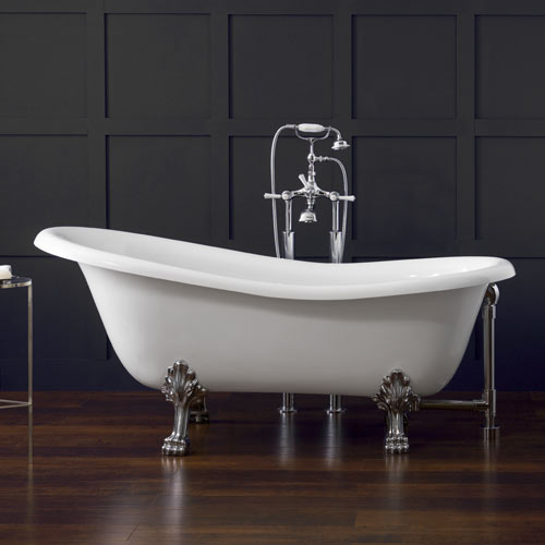 Victoria + Albert Roxburgh stone bath - distributed in Australia by Luxe by design, Brisbane.