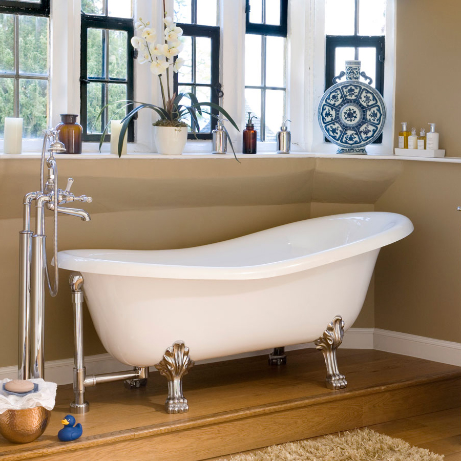 Victoria + Albert Roxburgh Bath – Luxe by Design
