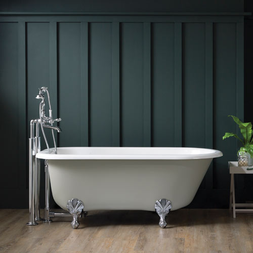 Victoria + Albert Wessex stone bath - distributed in Australia by Luxe by design, Brisbane.