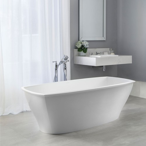 Victoria + Albert Pembroke traditional double ended bath. Distributed in Australia by Luxe by Design, Brisbane.
