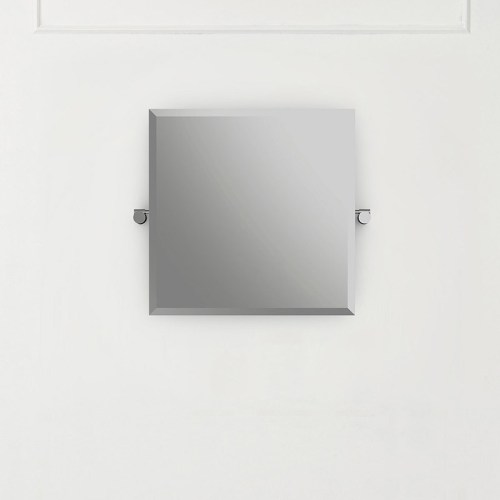 Victoria + Albert Anatolia 56 square mirror. Distributed in Australia by Luxe by Design, Brisbane.